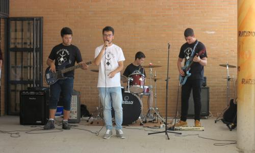 Nuestro grupo de Rock